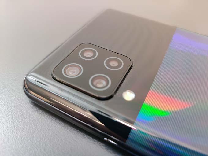 Galaxy A42 5G kameror