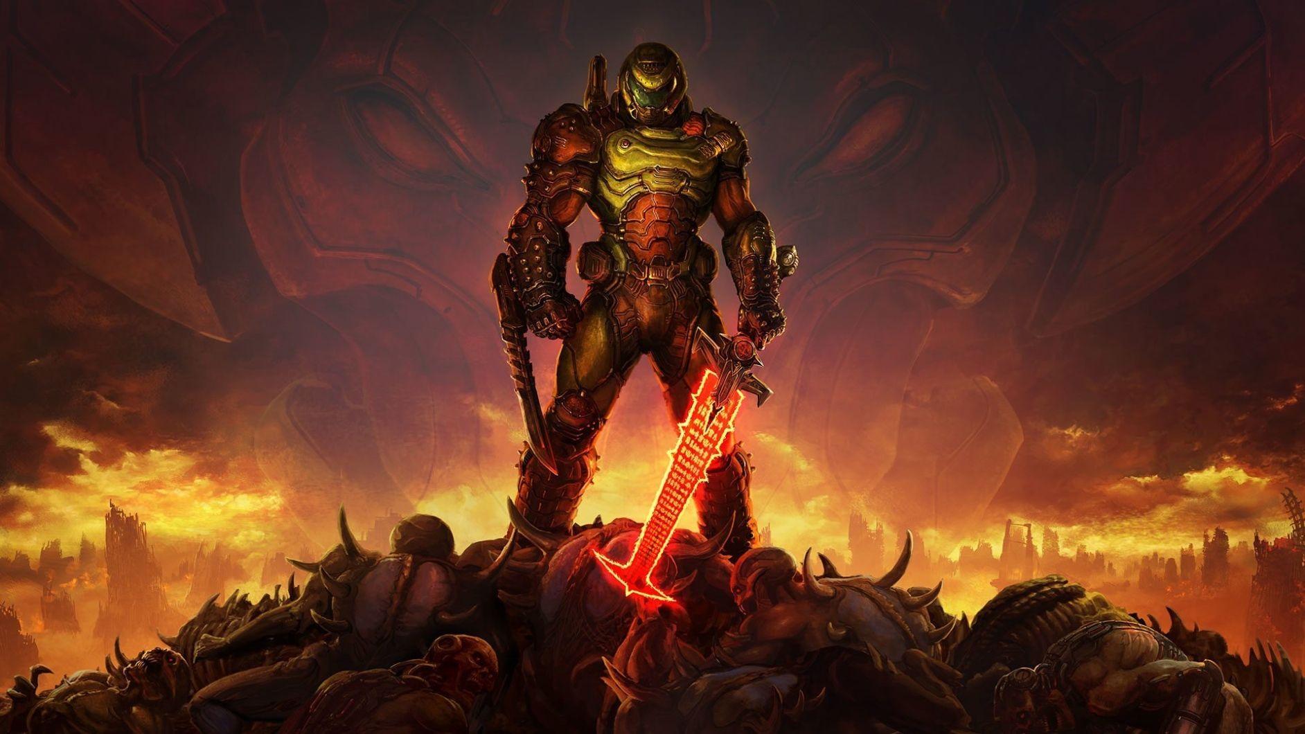 Doom Eternal art