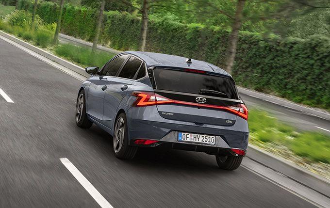 Test Hyundai I20