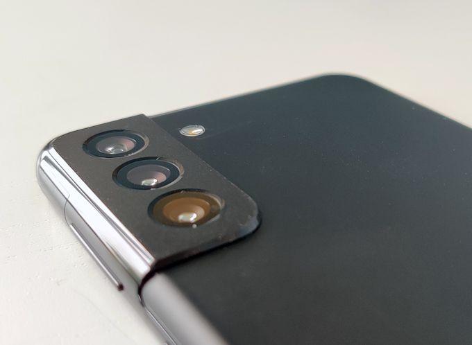 Galaxy S21 Plus kamera