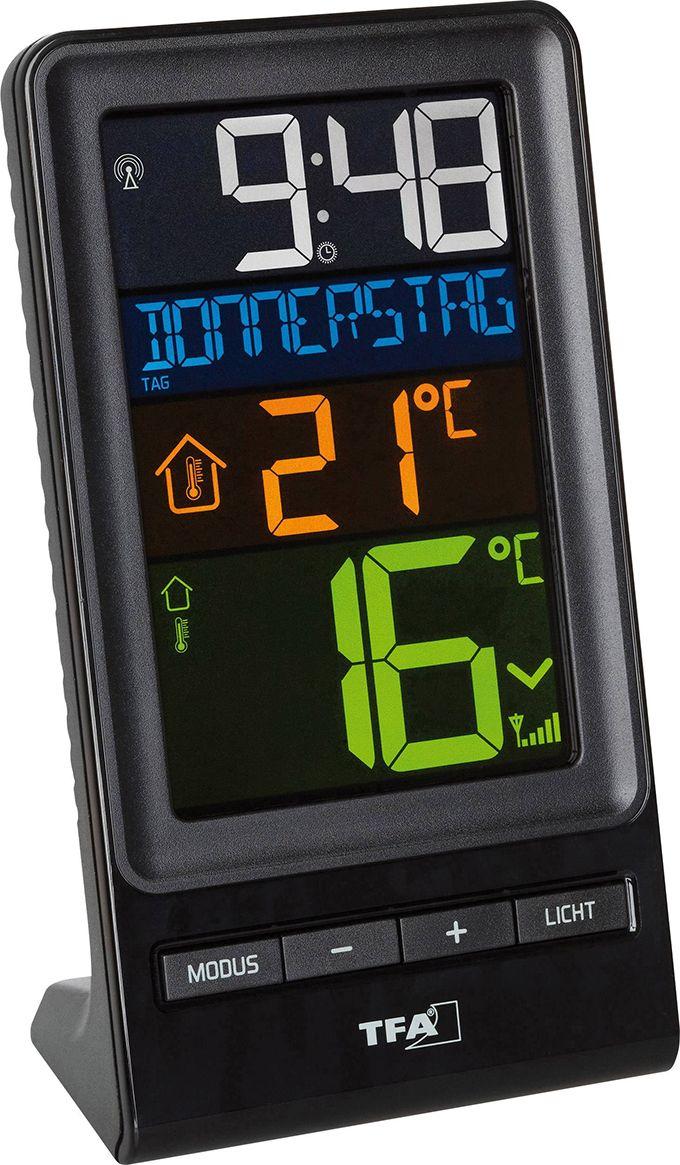 TFA Dostmann weather station
