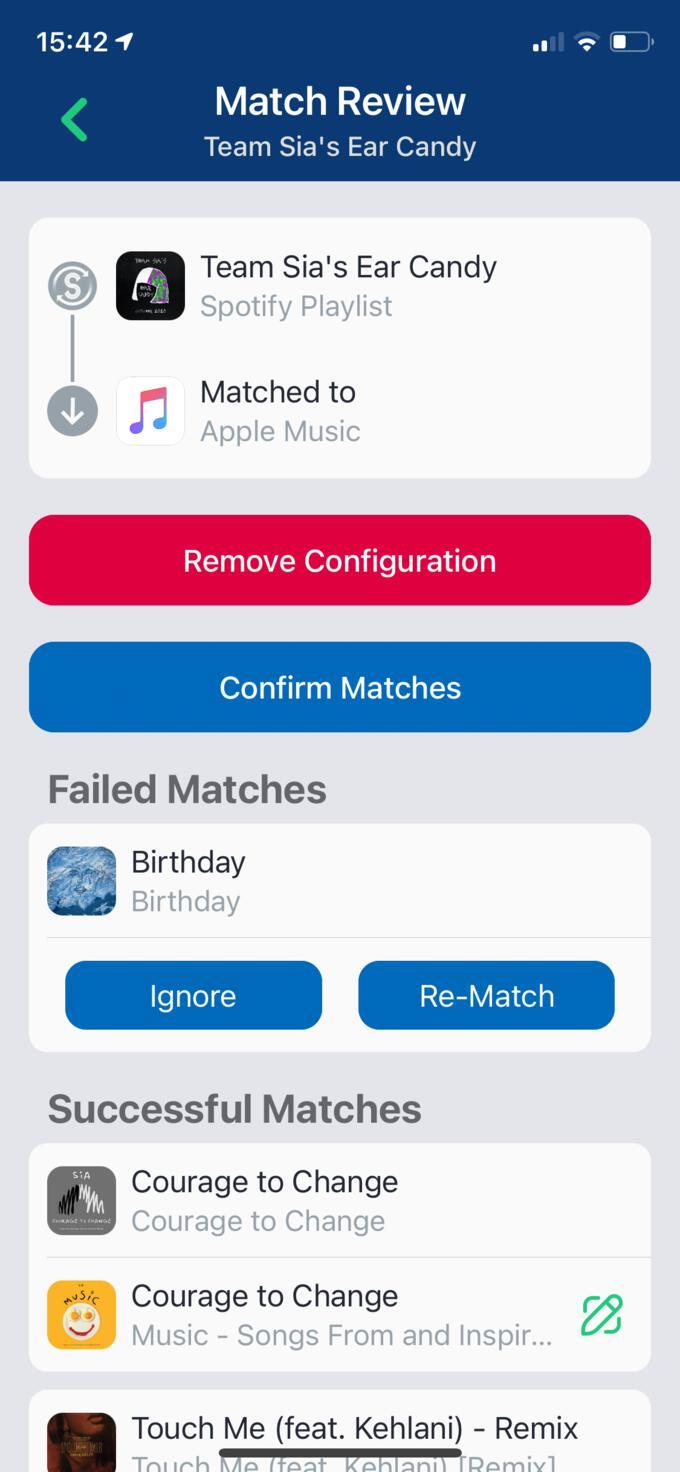 Flytta från Spotify till Apple Music – behåll alla låtlistor