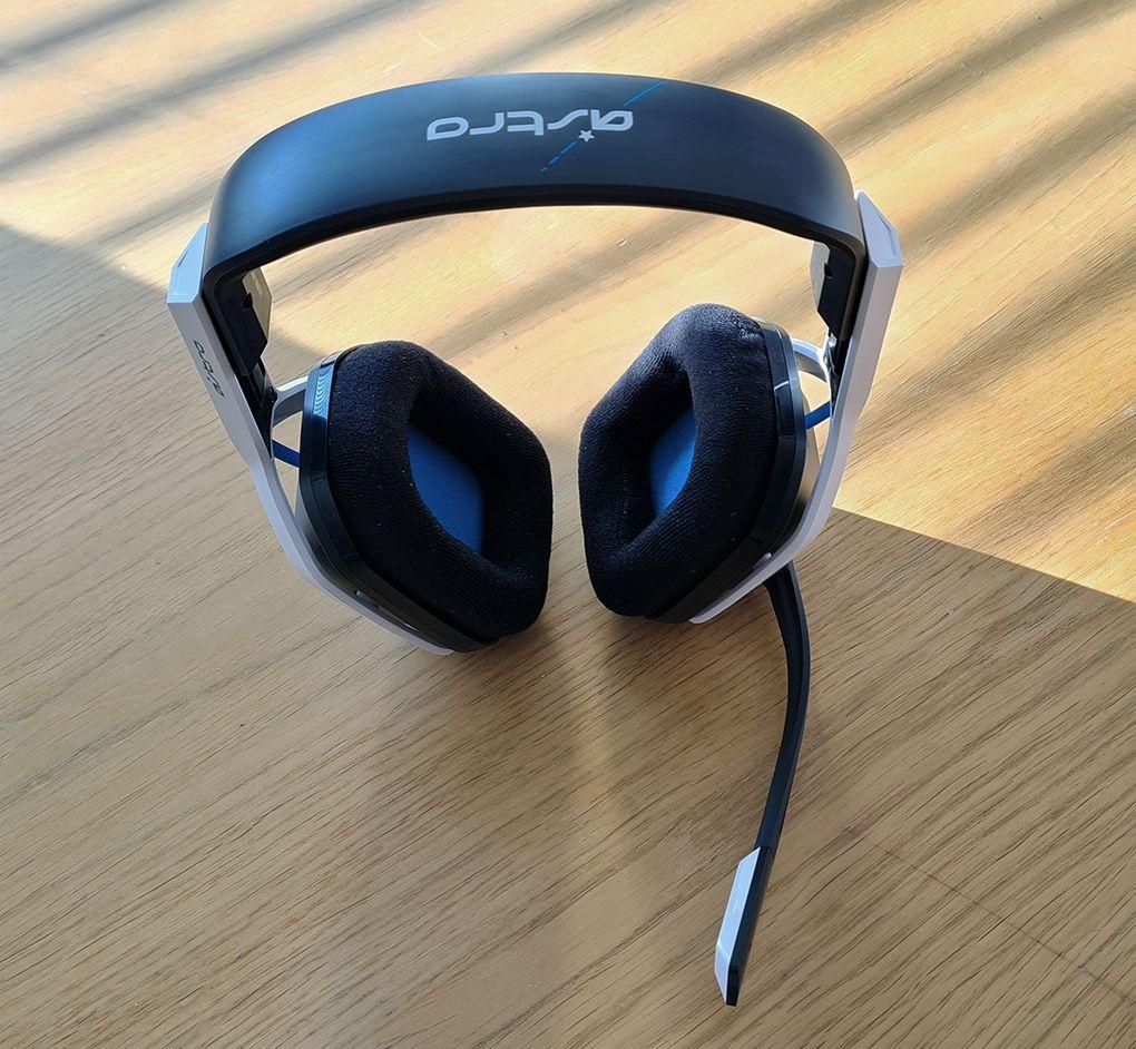 Astro A20 Wireless utfälld mikrofon