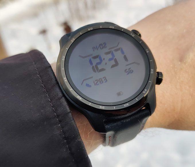 Mobvoi Ticwatch 3 Pro