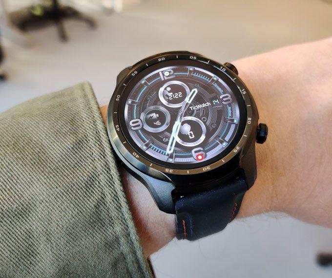 Mobvoi Ticwatch 3 Pro oled
