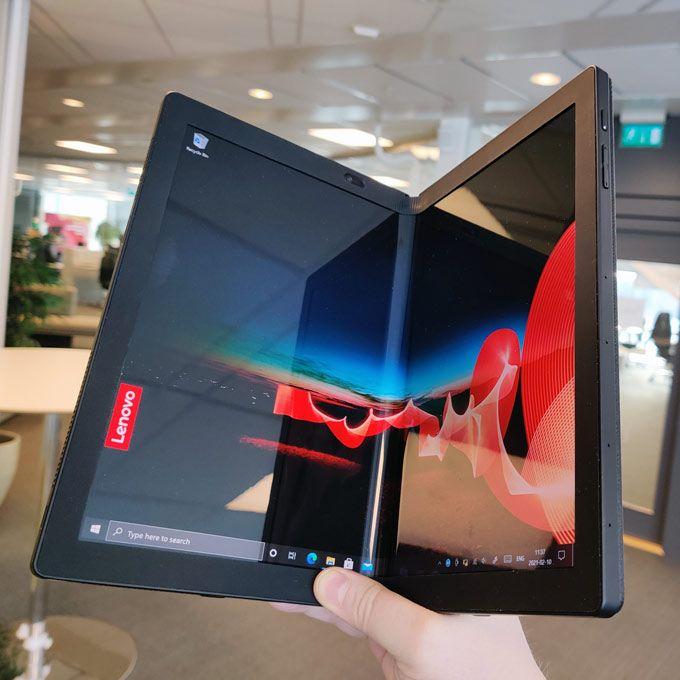 Lenovo Thinkpad X1 Fold weight