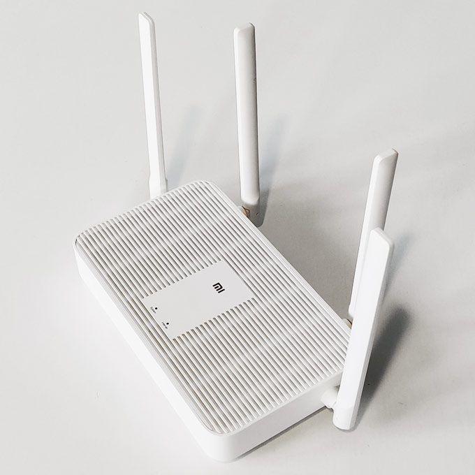 Xiaomi Mi Router AX1800 design