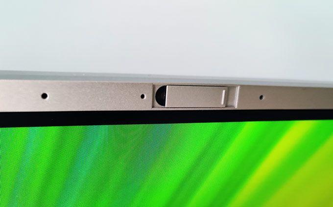 Acer Aspire C24-1651 webbkamera
