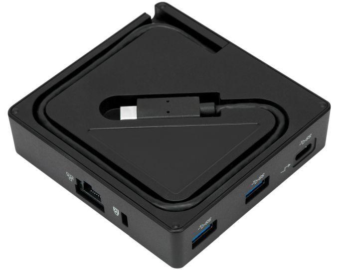 Targus USB-C Travel Dock with Power Pass-Through