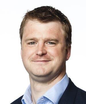 Barry McMahon, leder for produktmarkedsføring i LogMeIn