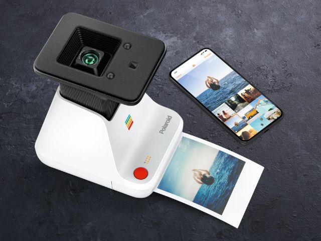 Polaroid Lab Fotoskrivare