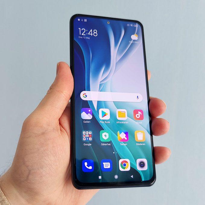 Xiaomi Mi 11i skärm