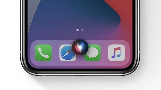 Siri iOS 15