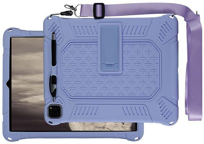Trolsk silicone case with lanyard