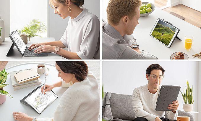 Logitech Combo Touch iPad keyboard