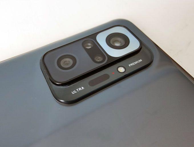 Redmi Note 10 Pro kameror