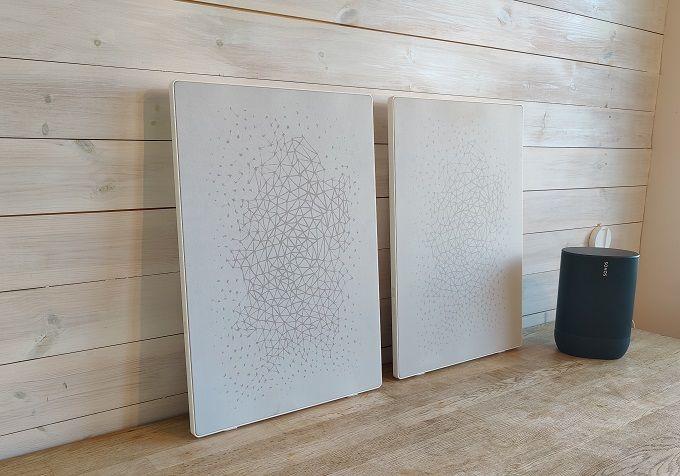 IKEA Symfonisk tavelram