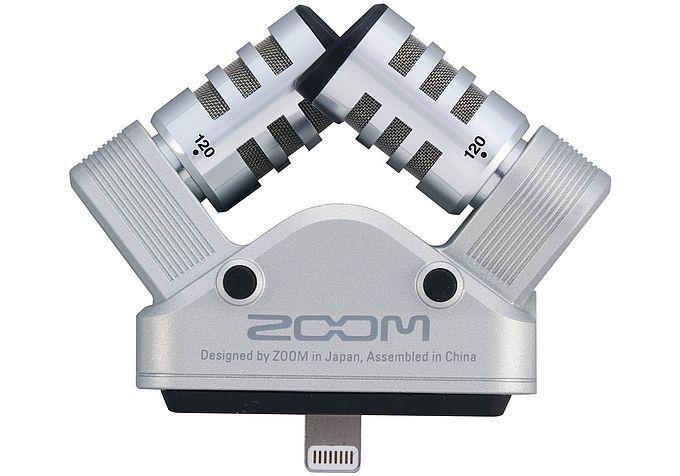 Zoom IQ6 XY Stereo Microphone