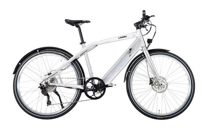 Lifebike electric bike