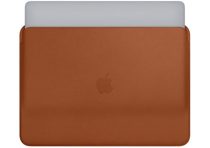 Apple läderfodral till Macbook 13 tum