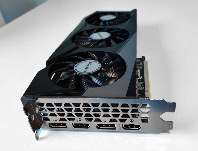 Gigabyte RTX 3060 Gaming OC 12G