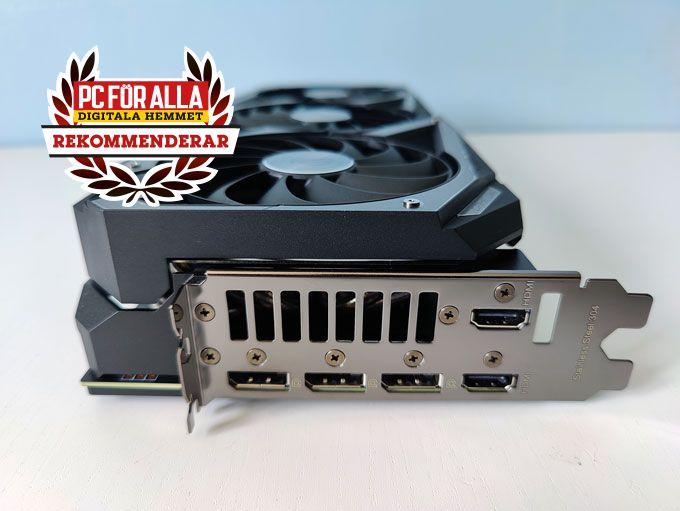 Asus ROG Strix RTX 3070 Ti O8G Gaming
