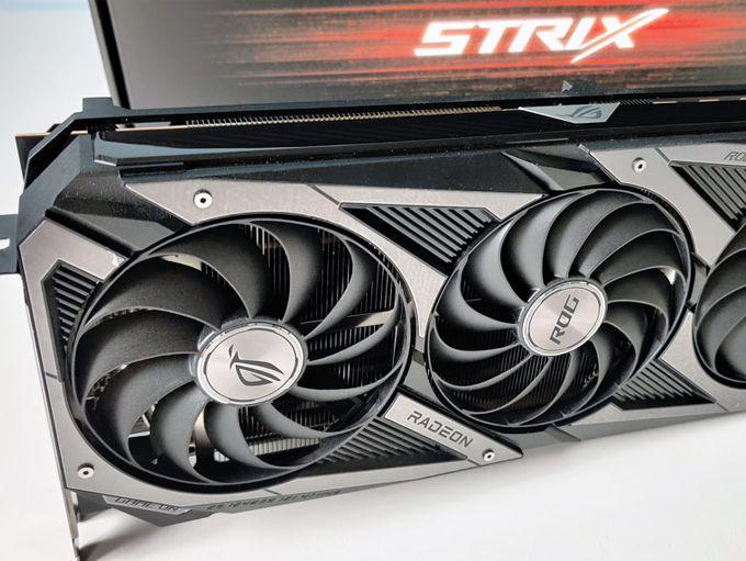 Asus ROG Strix Radeon RX 6700 XT