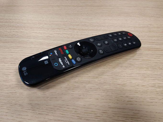 QNED99 Magic Remote