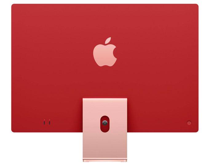 Apple Imac 24 tum
