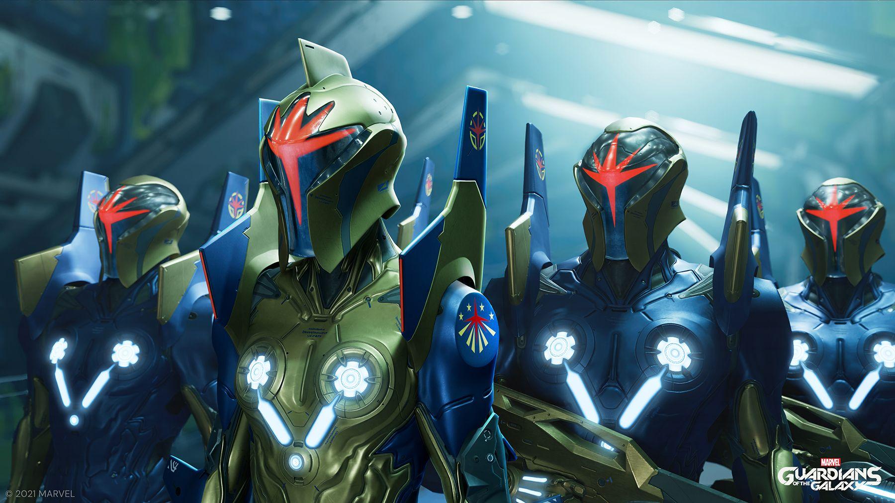 Guardians vs. Nova Corps
