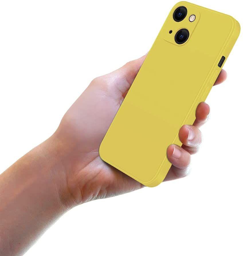 Gult Iphone-skal