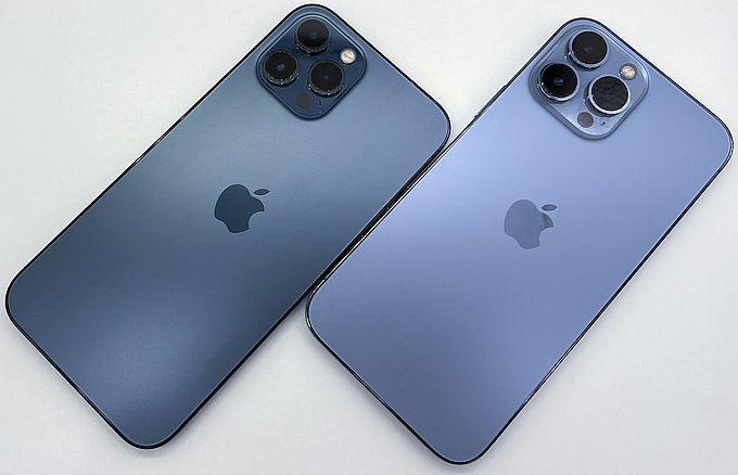 Iphone 12 Pro Max vs 13 Pro Max