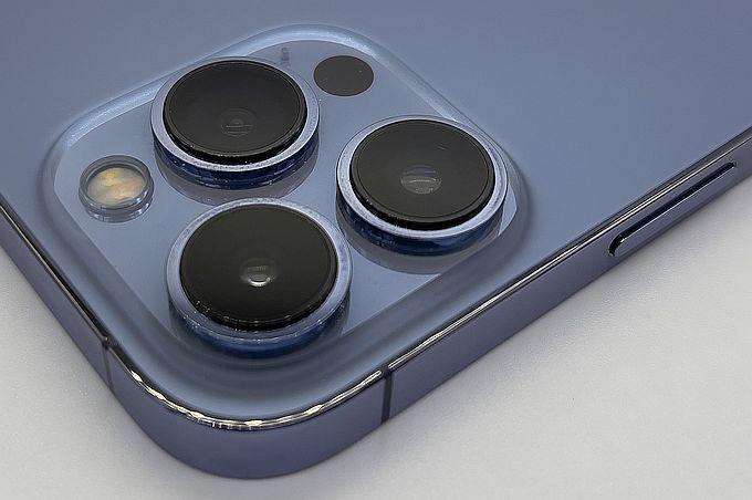 Iphone 13 Pro Max cameras