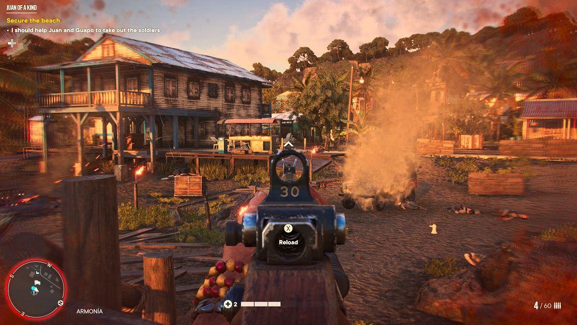 Far cry 6 eldstrid