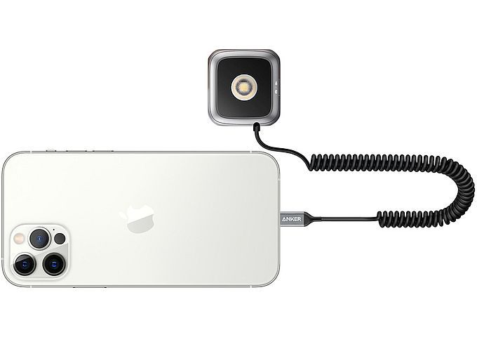 Anker LED-blixt till Iphone