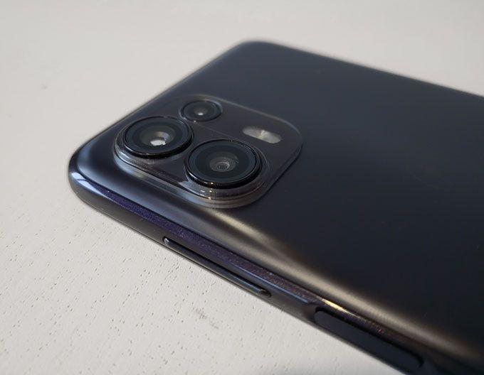 Edge 20 Lite kameror