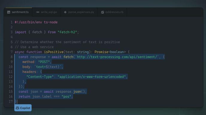 Microsofts AI-verktyg för programmering har fått en flygande start