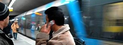 Nu smyghojs mobilsamtalen