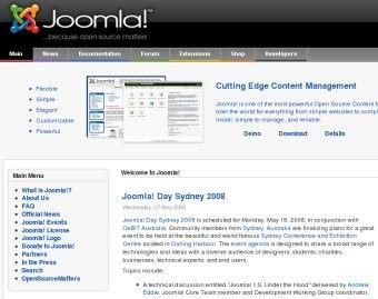Joomla dating program vara