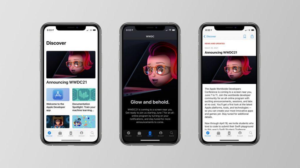 Ny version av Apples utvecklar-app släppt