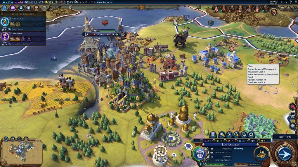 Civilization 6 är veckans gratisspel på Epic Games Store