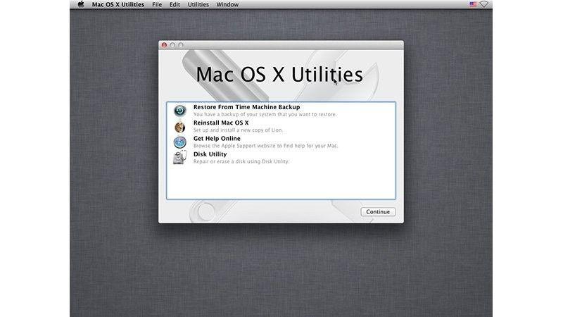 Om din Mac inte startar helt Apple support