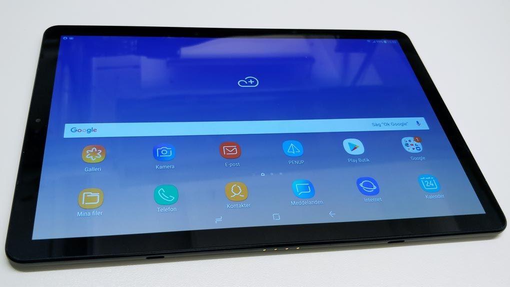 Test: Samsung Galaxy Tab S4 - M3