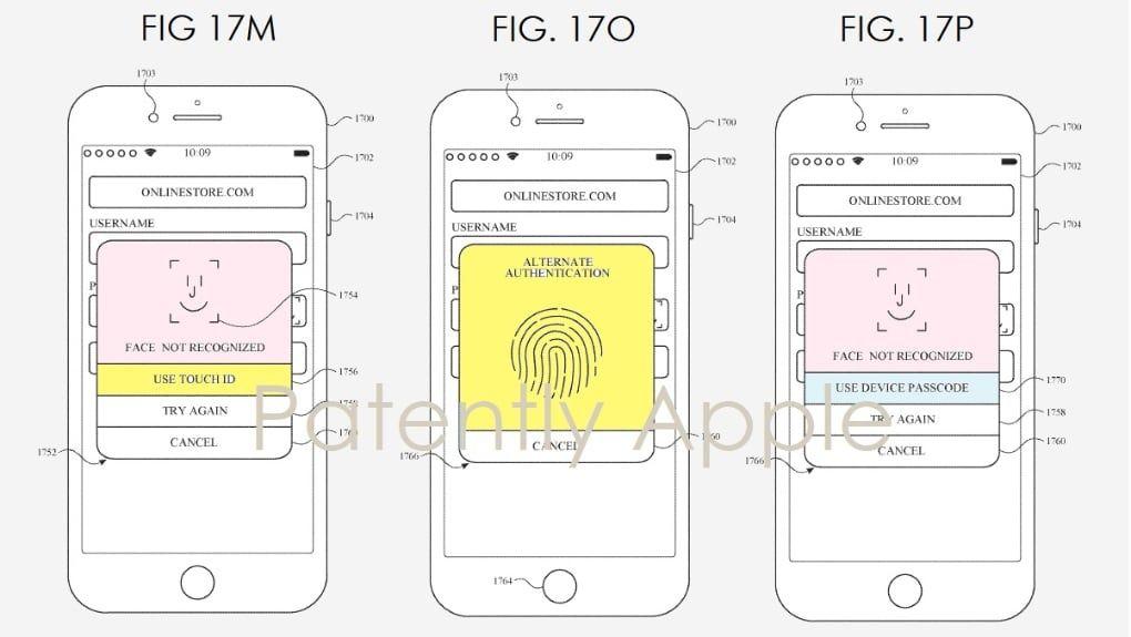 Årets nya Iphone-modeller använder alla ansiktsigenkänning istället för en  fingeravtrycksläsare b39d17e352154