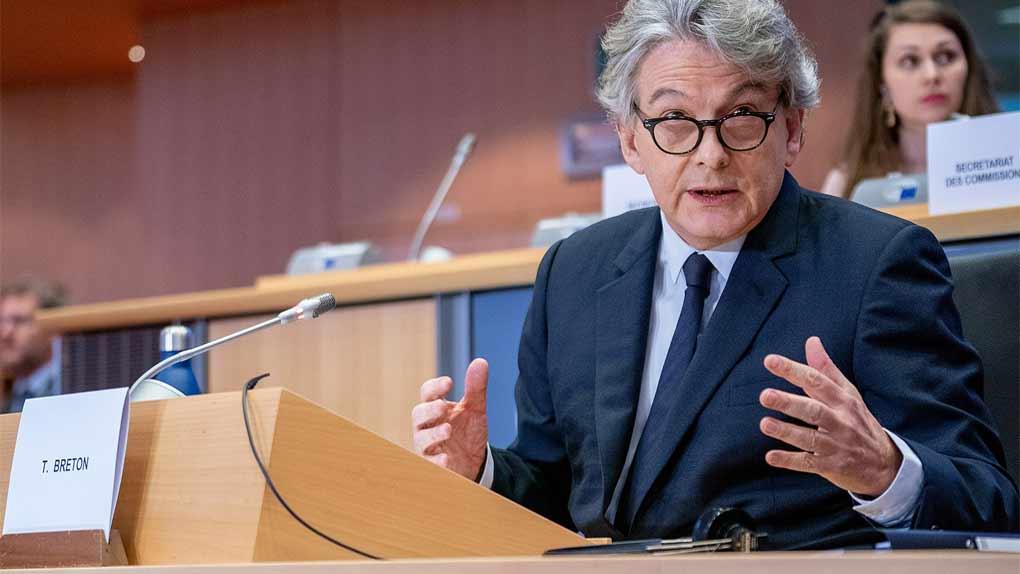 Nu pekar EU ut sin digitala väg – vill utmana it-jättarna