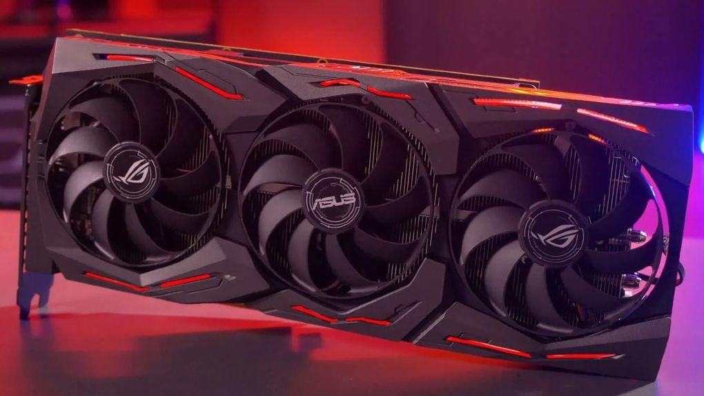 Asus skyller varma ROG Strix Radeon RX 5700-kort på AMD