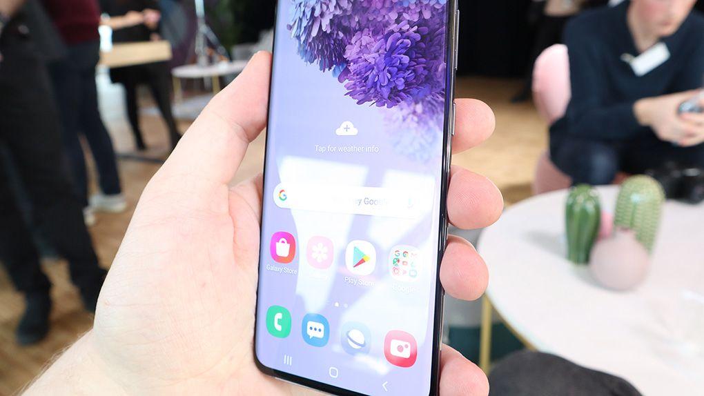"""Samsung till användare över hela världen: """"1"""""""
