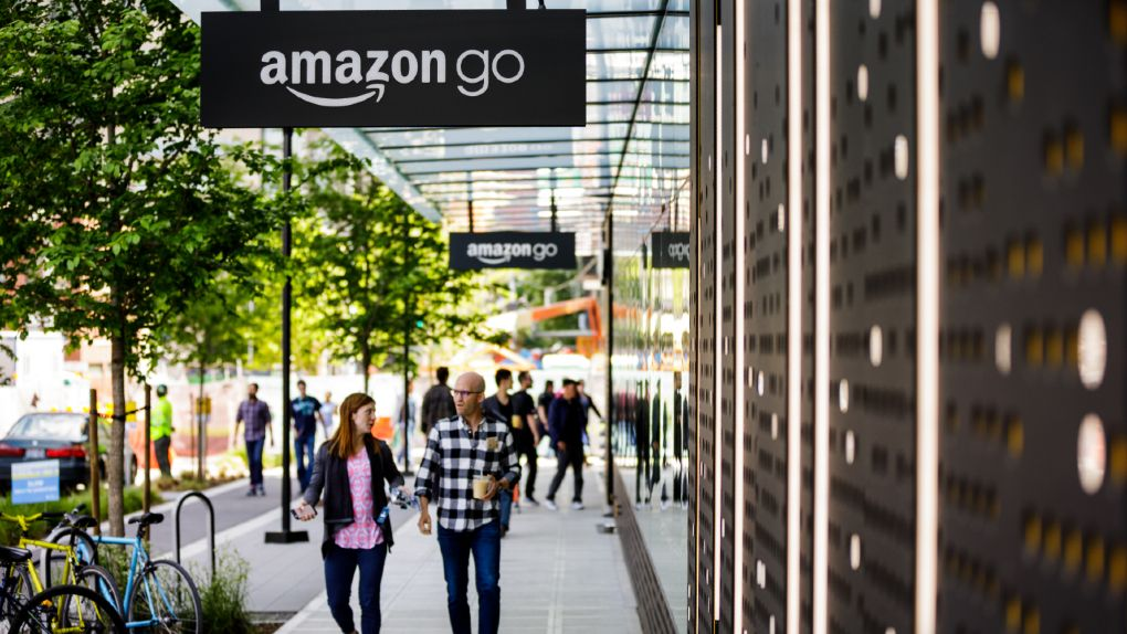 Amazons första stora matbutik har öppnat – helt utan kassor