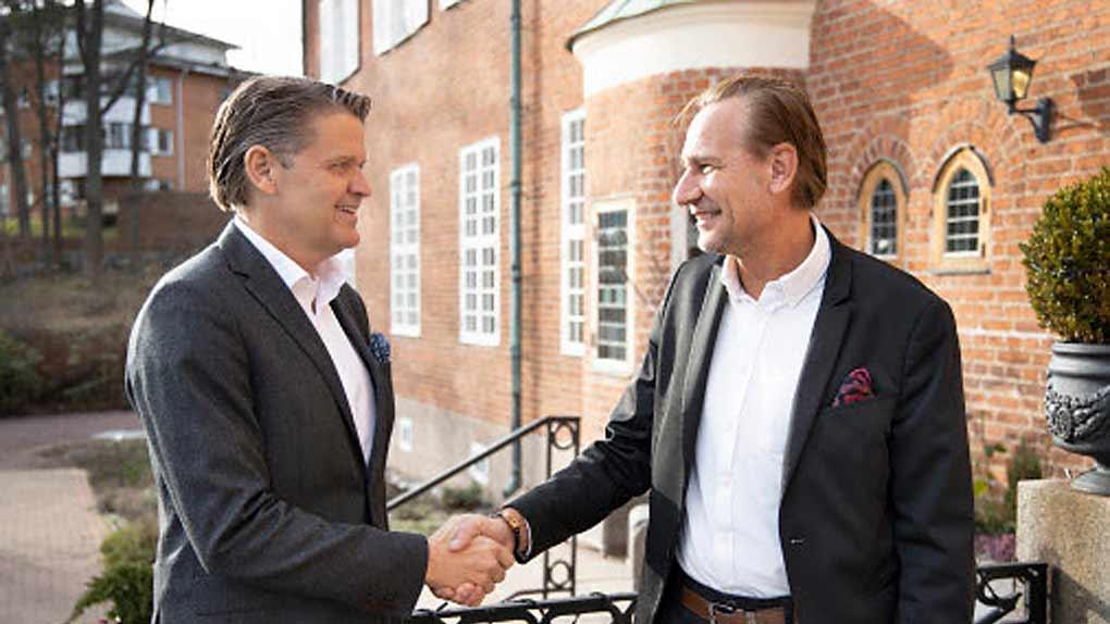 """Ännu en korsning skapar """"IBM:s största partner i Sverige"""""""