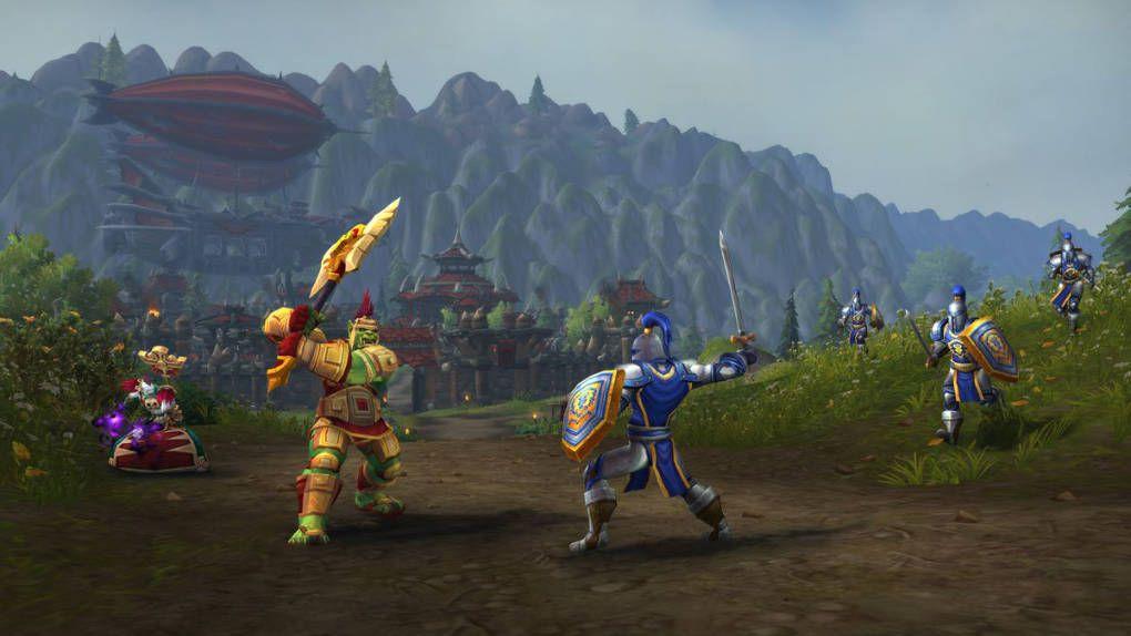 Dubbel xp i World of Warcraft – för att hjälpa mot smittspridningen